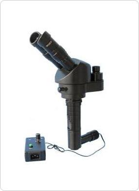 Моновидеомикроскоп с окулярами Альтами МВ1175